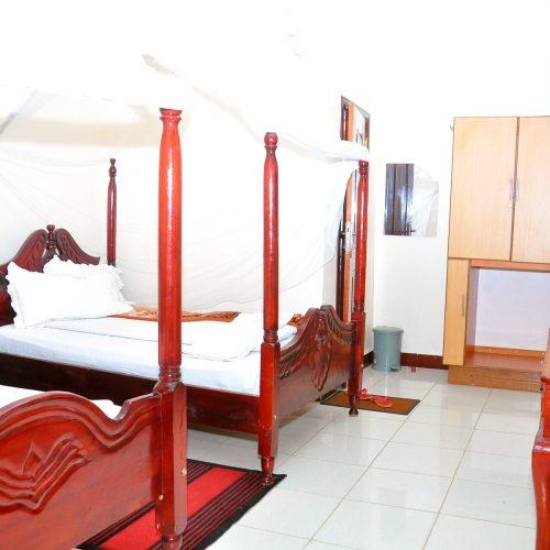 Luxuriant Double Room